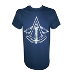 T-shirt ASSASSIN'S CREED Unity Logo -  L