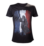 T-shirt ASSASSIN'S CREED Unity French Tricolour - L