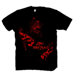 T-shirt DEAD ISLAND Red Zombie - S