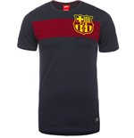 T-shirt Barcellona 2014-2015 Nike Covert Pocket Top