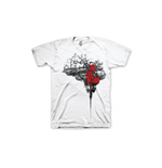 T-shirt THE EVIL WITHIN Barbwired Brain - L