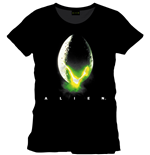 T-shirt Alien Original Poster