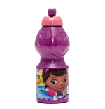 Doc McStuffins borraccia sport (400 ml) 6x18 cm