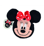 Minnie viso come portamonete 14x2x14 cm