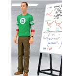 Action figure The Big Bang Theory Sheldon Cooper 18 cm