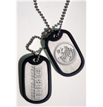 Dog Tag / Piastrina Metal Gear 118725