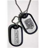 Dog Tag / Piastrina Metal Gear 118726