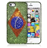 World Cup Collection Brasil iPhone 5/5S