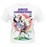T-shirt 2000AD Judge Anderson - Judge Anderson 2