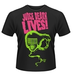 T-shirt 2000AD Judge Death - Judge Death LIVES!