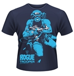 T-shirt 2000AD Rogue Trooper - Rogue Trooper 3