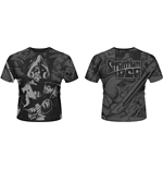 T-shirt 2000AD Strontium Dog - All Over