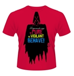 T-shirt 2000AD Torquemada - Be PURE, Be VIGILANT, Behave