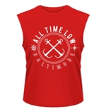 T-shirt All Time Low - Sea Sick