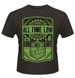 T-shirt All Time Low - War Press