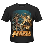 T-shirt Asking Alexandria 119040