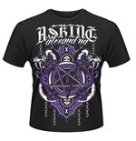 T-shirt Asking Alexandria Demonic
