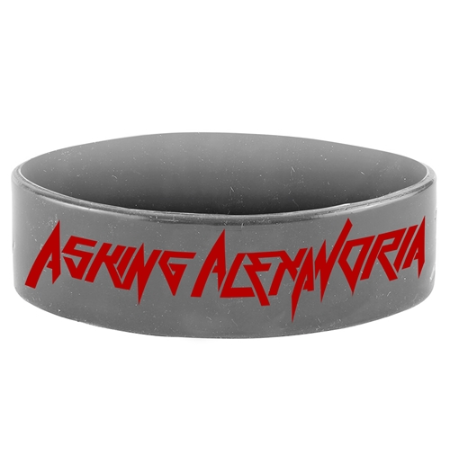 Bracciale in silicone Asking Alexandria Wrist Metal
