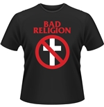 T- shirt Bad Religion - Cross Buster