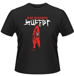 T- shirt Bad Religion - Suffer