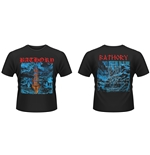 T-shirt Bathory Blood On Ice