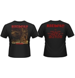T-shirt Bathory Hammerheart