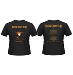 T-shirt Bathory The RETURN...