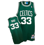 Canotta adidas Boston Celtics #33 Larry Bird Soul Swingman Road