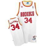 Canotta adidas Hakeem Olajuwon Houston Rockets Soul Swingman Home