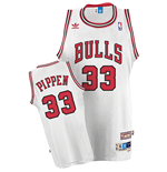 Canotta adidas Chicago Bulls #33 Scottie Pippen Soul Swingman Home