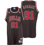Canotta adidas Chicago Bulls #91 Dennis Rodman Soul Swingman Alternate