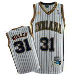 Canotta adidas Indiana Pacers #31 Reggie Miller Soul Swingman Home