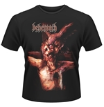 T-shirt Behemoth Christ