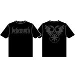 T-shirt Behemoth Logo