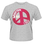 T-shirt Woodstock 1969