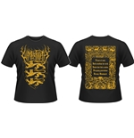T-shirt Winterfylleth Three Lions