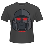 T-shirt Transformers Megatron Eyes