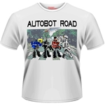 T-shirt Transformers Autobot Road