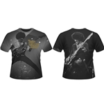 T-shirt Thin Lizzy Phil Lynott Live (all Over PRINT)