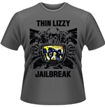 T-shirt Thin Lizzy Jailbreak (GREY)