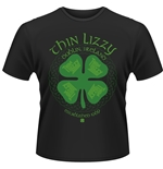 T-shirt Thin Lizzy Four Leaf Clover