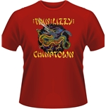 T-shirt Thin Lizzy Chinatown