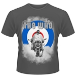 T-shirt The Who Smoke