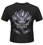 T-shirt The Who Pinball Wizard