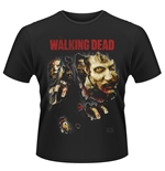 T-shirt The Walking Dead Zombies Ripped