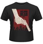 T-shirt The Walking Dead Revolver