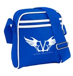 Borsa Black Veil Brides con logo Rebels (Blu)