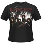 T-shirt Black Veil Brides Grime