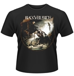 T-shirt Black Veil Brides Winged Legion
