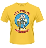 T-shirt Breaking Bad Los Pollos